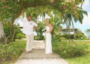 Destination Wedding at Dunn's River