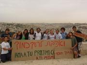 Free Hung em Jerusalem