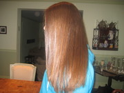 After The Keratin Treatment!
