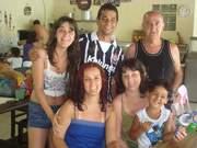 Maira e familia