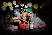 Alice in Wonderland Photo Booth