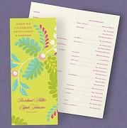 Pinterest-Garden-Glamour-Wedding-Program