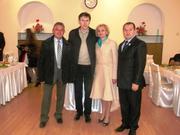 Secvente de suflet de la infratirea Municipiului Sebes cu orasul Straseni-Republica Moldova si Campania SMILE 21+