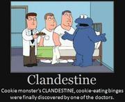 Clandestine - #8 Runnerup