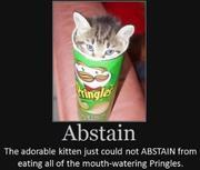 Abstain - #10 Runnerup