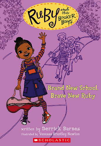 Ruby and the Booker Boys-Book 1