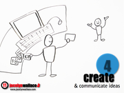 4) Create and Communicate Ideas
