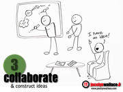 3) Collaborate and Construct Ideas