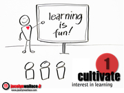 1) Cultivate Learning