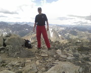 On top of Quandry