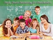 Make Math Interesting for Preschoolers