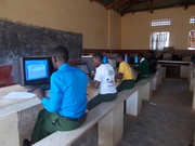 ICT LABORATORY AT KIKAAYA COLLEGE SCHOOL