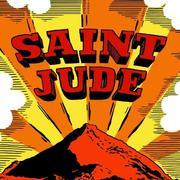 SAINT JUDE - THE MOUNTAIN - COVER ART