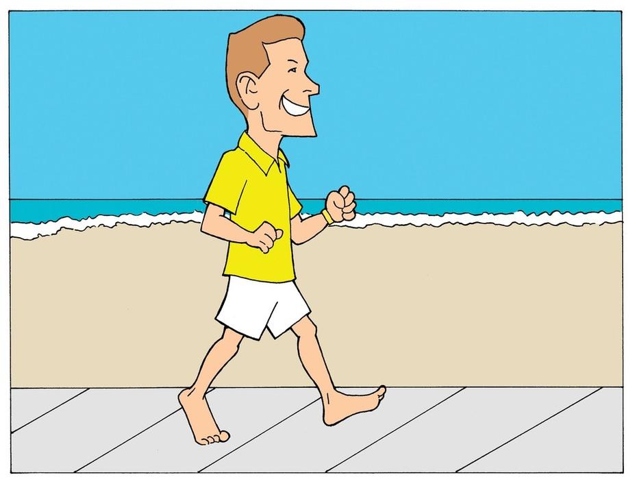 Cartoon guy 1