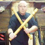 Guru Besar Jerry Jacobs Double Sticks