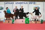 Latvian Winner 2010