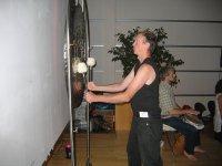Auftakt zum Freitanz 2009 Trancezendance