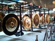 Gongausstellung Europa-Center 1