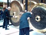 Gongausstellung Europa-Center 3