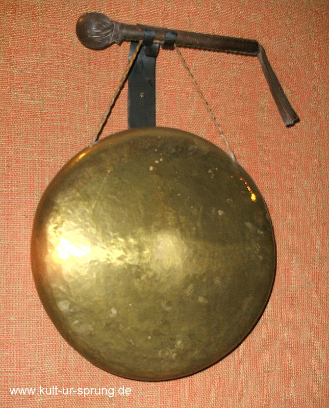 A Gong from my Father