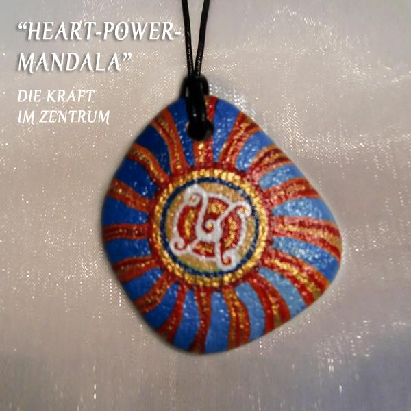 Heart Power Mandala - Die Kraft im Zentrum