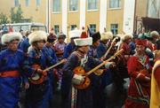 Kyzyl parade 1995