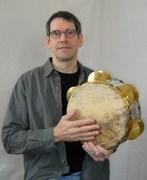 Mazhar frame drum