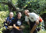 Botanischer Garten - Trio Partial