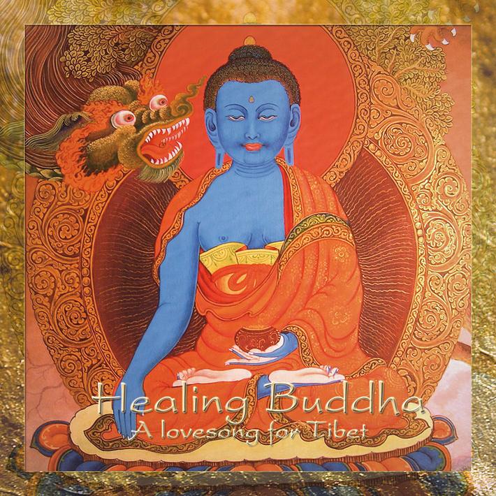 Healing Buddha Oratory