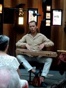 Mikuskovics: Overtone Singing with Overtone Harp & Sruti Box live @ House of Music, Vienna 22.6.2017