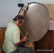 Gong forging 40''