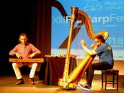 Overtone Harp & Harp @ Brazil 2018