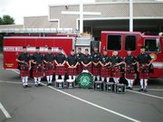 Salem Professional Firefighters Pipes  and Drums