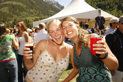 Grand Tasting at 15th Annual Telluride Blues & Brews Festival
