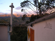 Composting Toilet with a View