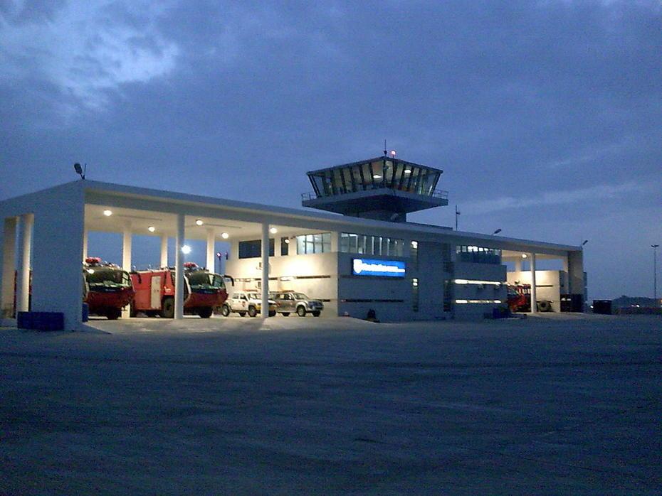 Main fire station