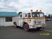 msao fire rescue pumper