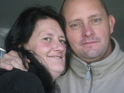 me and my wife sharon