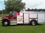 E One Firetruck