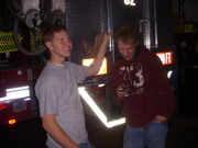 Caleb and Justin