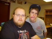 Nick and Lance
