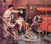 old station lounging hose