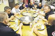firehouse kitchen table