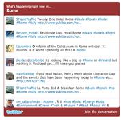 Insider Perks Twitter Streams