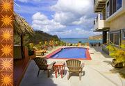 """Pool at """"Casa del Soul"""", San Juan Del Sur,Nic."""
