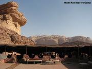 Desert Camp at Wadi Rum
