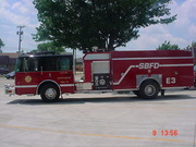 Monroe Fire School 2006