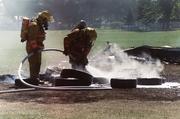 Monroe Fire School 2005