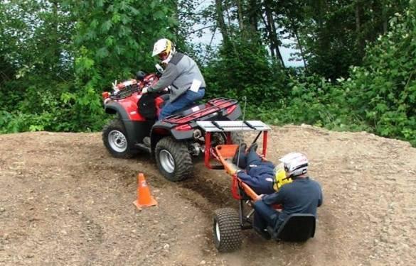 East Pierce WA ATV Training