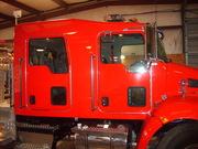 09 christmas parade and new truck dedication